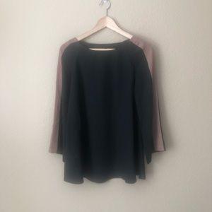 Twiggy London Long Sleeve Blouse Top
